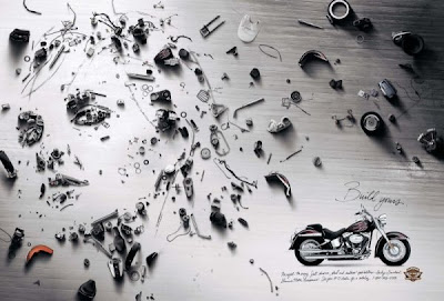 Cool HarleyDavidson Ads