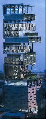Mukesh Ambani billion dollars home picture