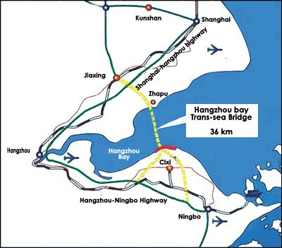 world's longest trans-sea bridge 01