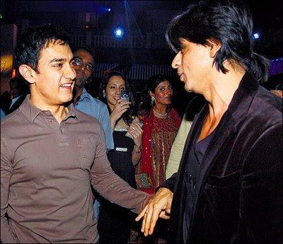 amir's Khan-ShahRukh Khan 01