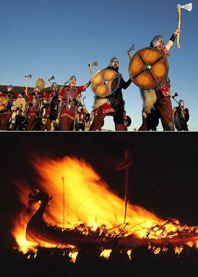 Up Helly Aa the Fire Festival (Shetland Islands) 01
