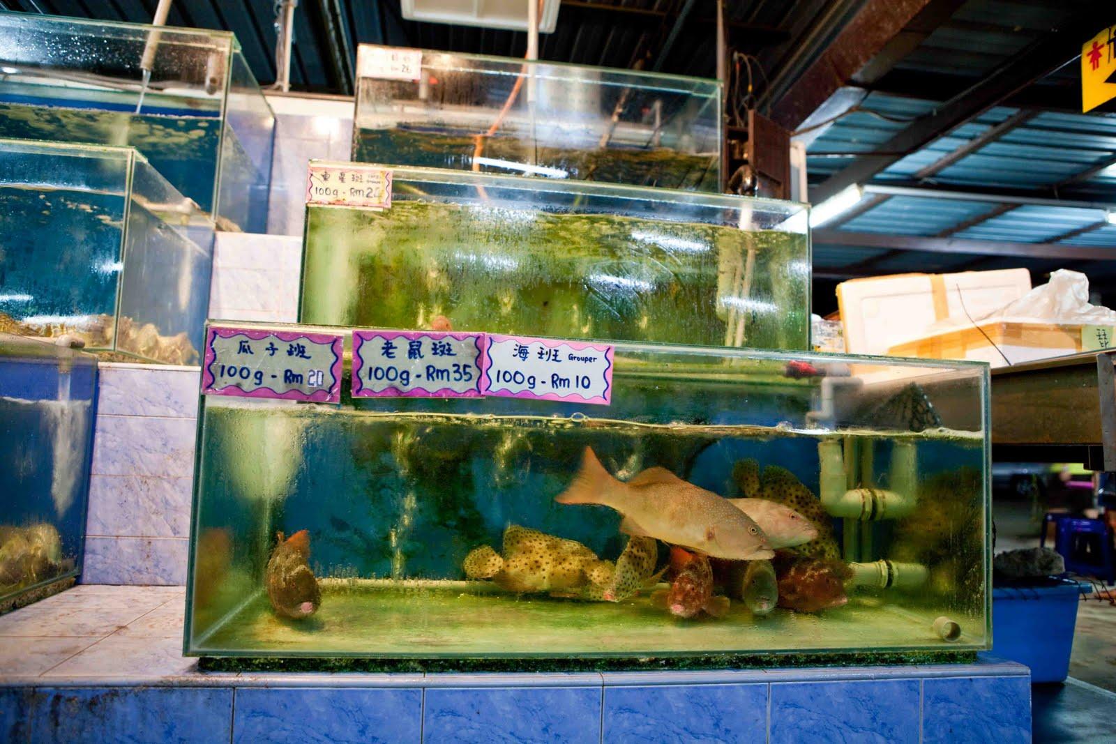 Hai Boey Seafood Restaurant, Penang