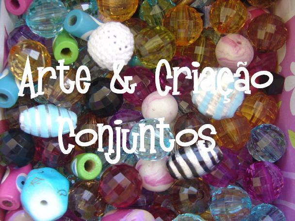 Arte &  Criação - Conjuntos