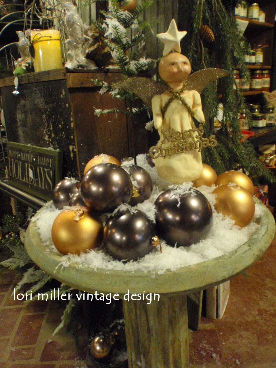 Lori Miller S Round Barn Potting Company Olden Days