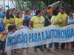 EXISTIR ASSOCIAÇÃO INCLUSIVA DE FORTALEZA É UMA ENTIDADE SEM FINS LUCRATIVOS