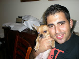Panchito con su tio Tana