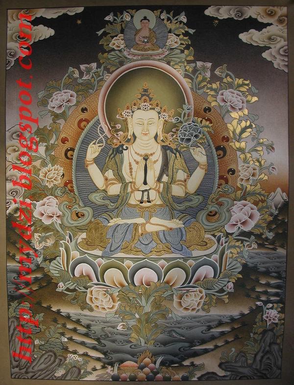 Buddhist Kharacheri Avlokiteshwor