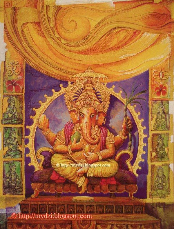 Ganesha kavacham