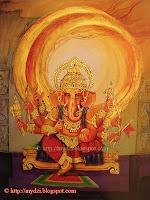 31. Durga Ganapati