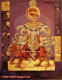 11. Heramba Ganapati
