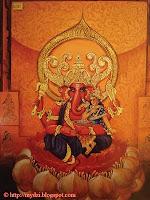 32. Sankatahara Ganapati