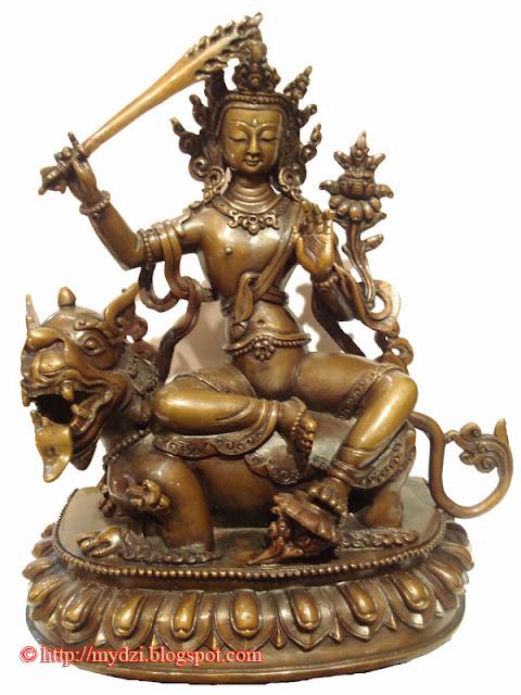 Buddhist MANJUGHOSHA