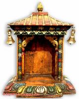 Wood Ganesha