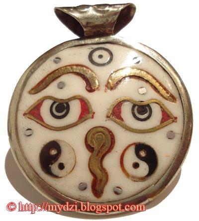 Buddha Eye Pendent