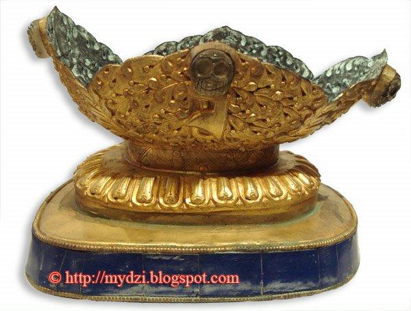Buddhist Kapala Stand