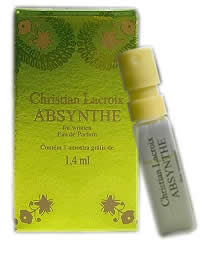 Amostra Grátis do Perfume Christian Lacroix