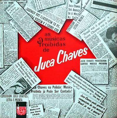 Les musiques interdites de Juca Chaves