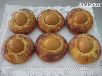 desafío daring bakers abril: easter breads (panes de pascua).  mona de pascua (culeca) y trenza de pascua de mazapán