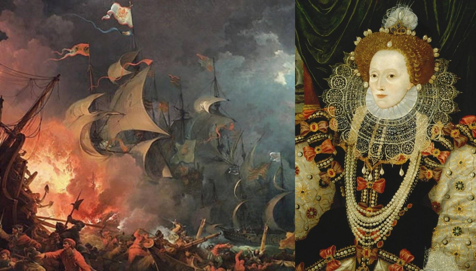 essay on the spanish armada