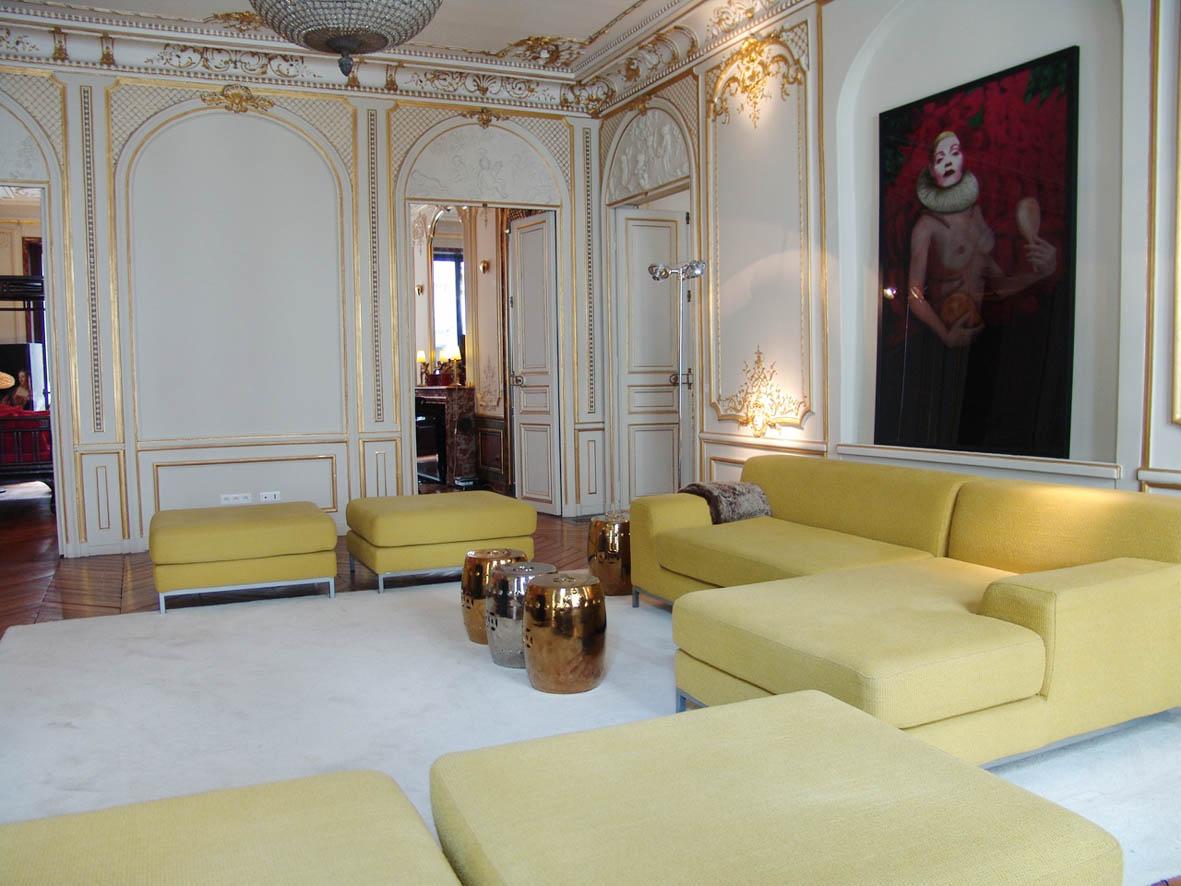 LOFT CONNEXION , by Samuel Johde: Appartement Privé Paris Opéra