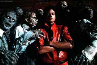 Michael Jackson in Thriller