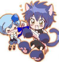 Miki and Yoru