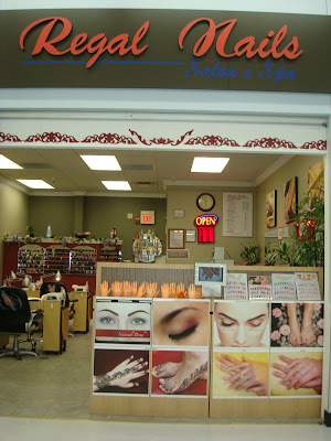 Recession Proof Salon and Spa: Regal Nails