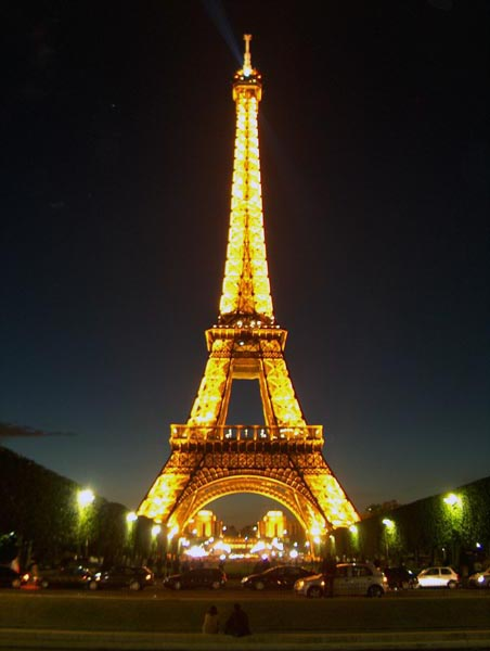 most tour place in the world paris france