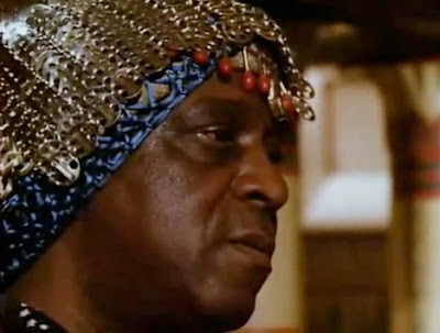 image of Sun Ra from A Joyful Noise