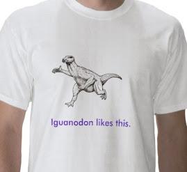 Iguanadon Likes This!