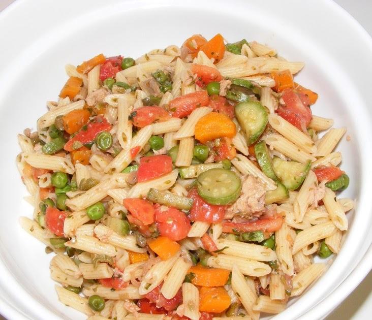 p 226 tes et pattes 150 salade des p 226 tes aux legumes