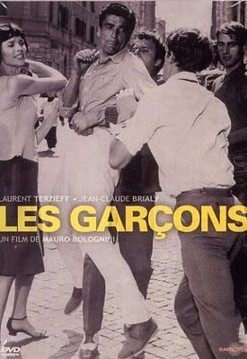 garçons mauro bolognini carlotta 1965