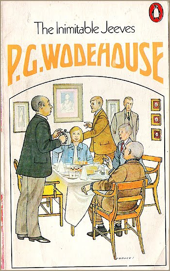 The Imitable Jeeves by P.G. Wodehouse