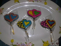 Lollipop Choc Size ' M '