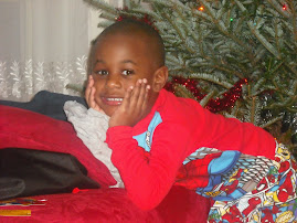 My grandson Jarod