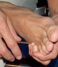 Feeling Feet