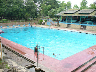 foto banyu biru di blog kampanye damai pemilu indonesia 2009