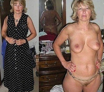 Mature Granny Before And After