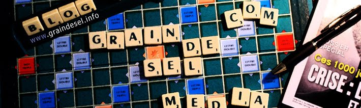 Grain de Sel - Le blog-notes qui assaisonne l'actualité