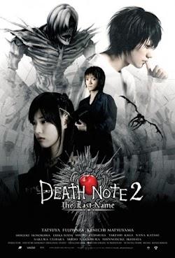 Cuốn Sổ Tử Thần 2: Cái Tên Cuối Cùng - Death Note: The Last Name (2006) Poster
