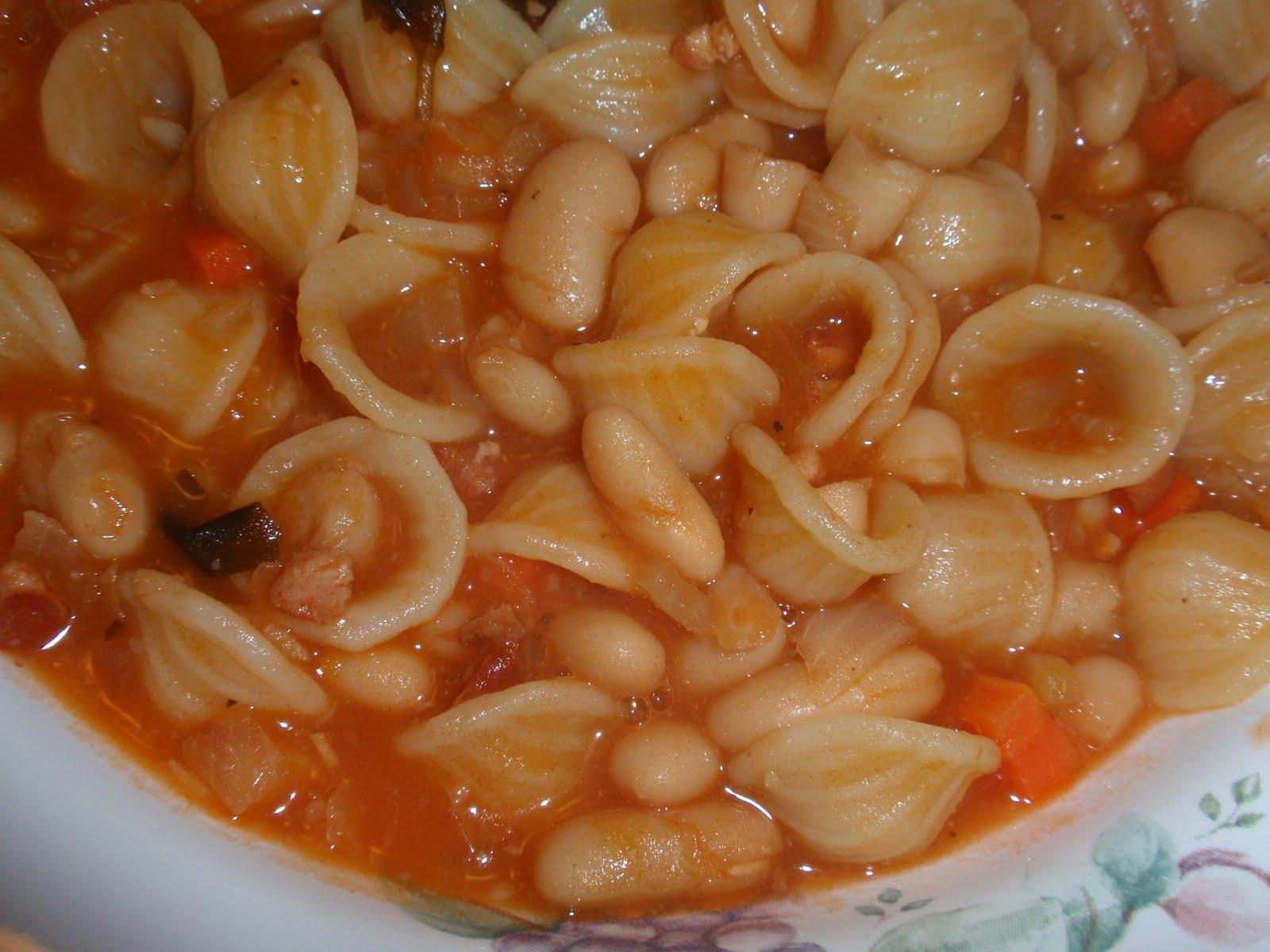my italian grandmother: pasta fazool  my italian grandmother