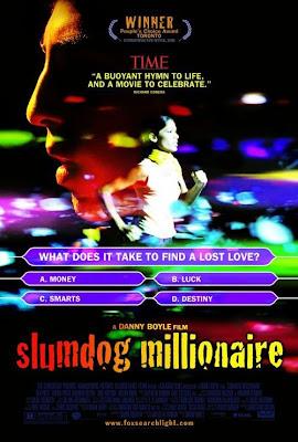 Slumdog Millionare Cover film