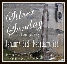 Silver Sunday at Gypsy Fish Journal!