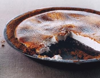"Baked Graham-Cracker Crumb Crust (8"") Recipe"