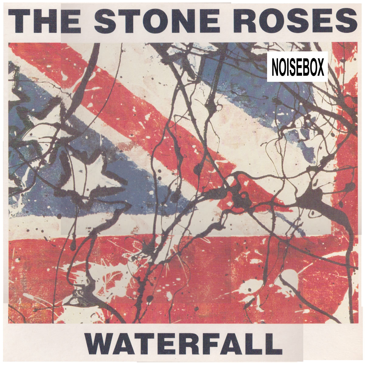 NOISEBOX: Stone Roses - Waterfall EP