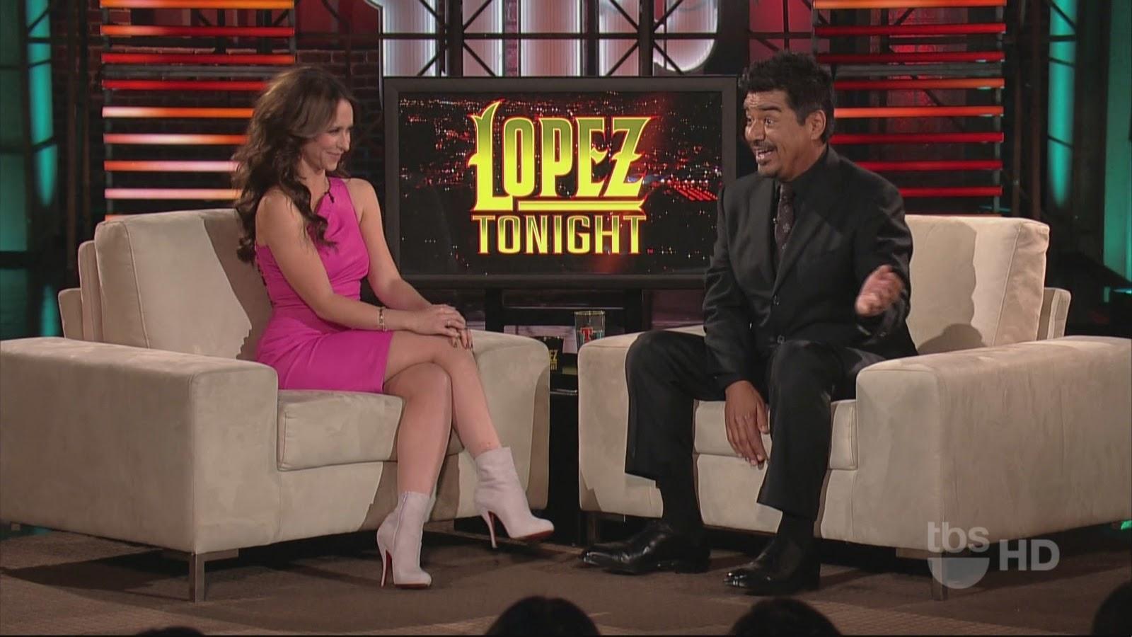 Jennifer Love Hewitt Lopez Tonight - January naked (53 pic)