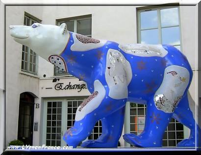 Jean Fontaine (sculpteur) Ours+jean+fontaine+france+fondation+bullukian