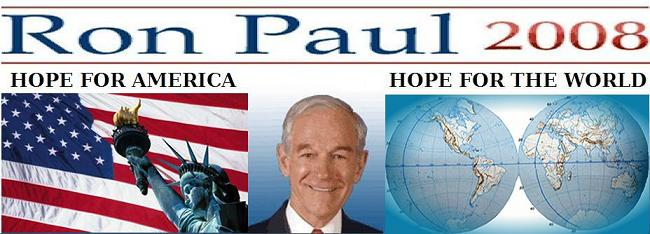 Italian Bloggers for Ron Paul 2008
