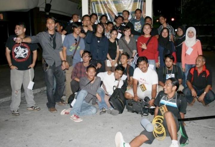 RTM & GIG stereo concert team