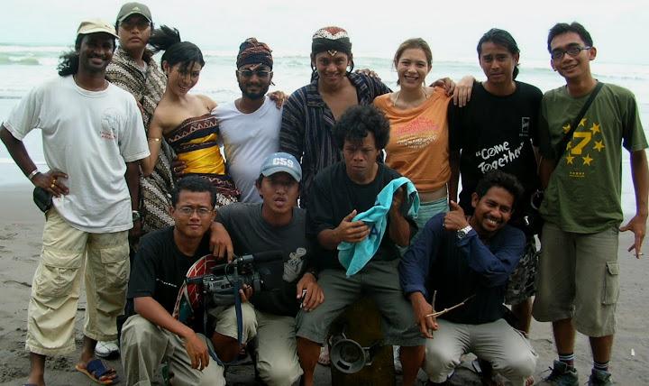 Focus Puller for ''GONG'' the movie@Yogyakarta